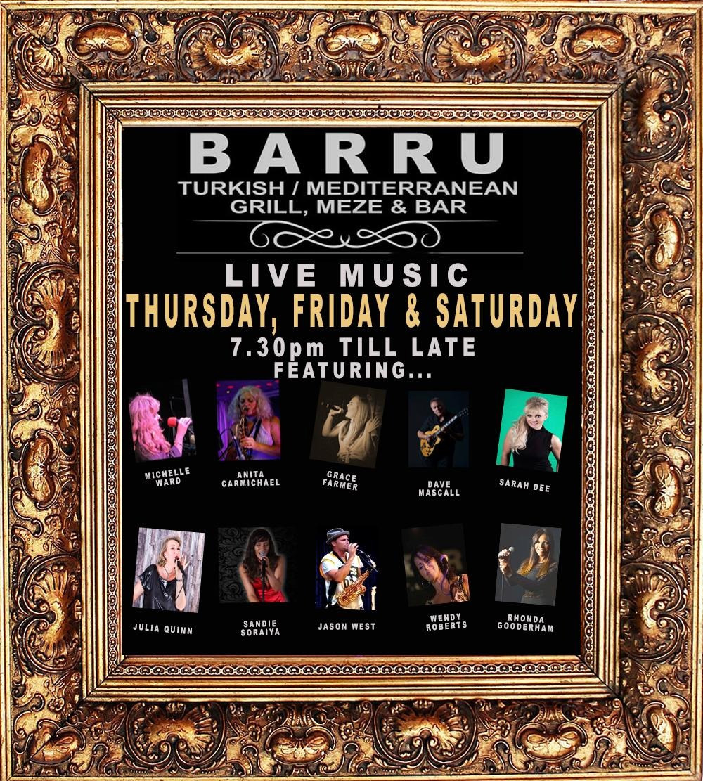 EVENTS AT BARRU SOUTHEND